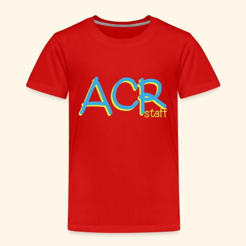 ACR - Maglietta Premium per bambini