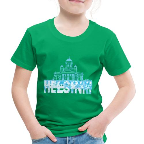 Helsinki Cathedral - Kids' Premium T-Shirt
