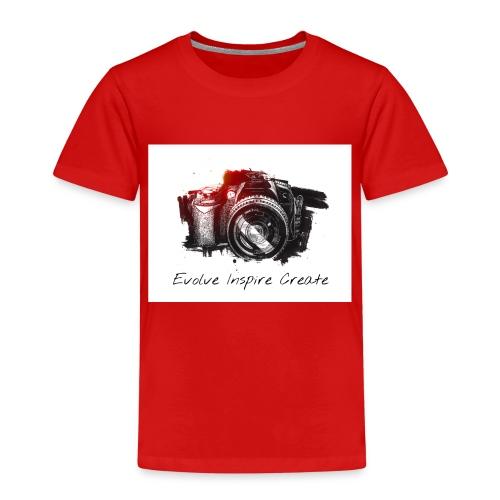 Evolve Inspire Create - Kids' Premium T-Shirt