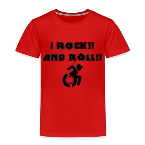 ROCKANDROLL4 - Kids' Premium T-Shirt