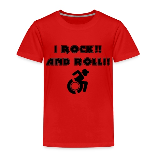 ROCKANDROLL4 - Kinderen Premium T-shirt