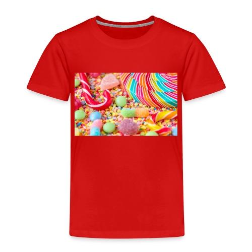snoep afdruk/print - Kinderen Premium T-shirt