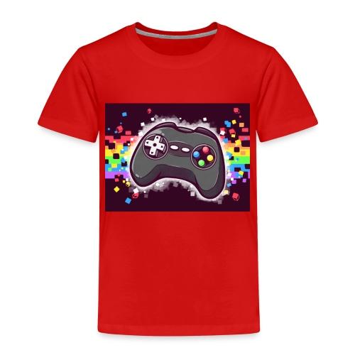 Gaming controller - Kinder Premium T-Shirt