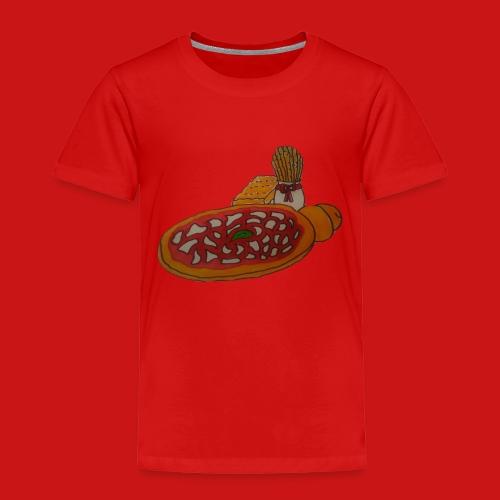 Carboidrates - Maglietta Premium per bambini