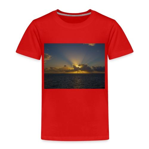 SUNSET - Camiseta premium niño