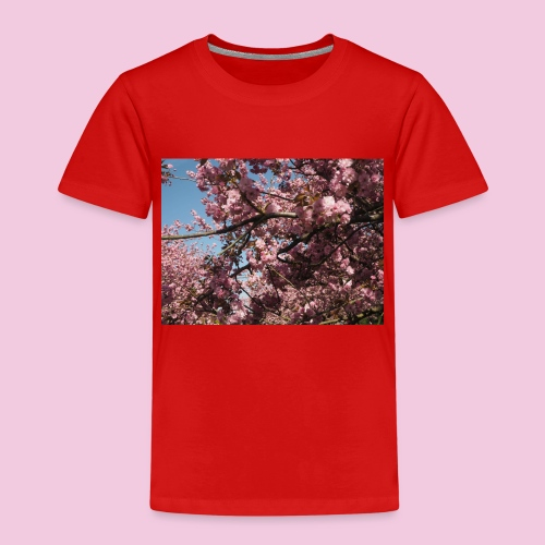 Kirschblüten - Kinder Premium T-Shirt