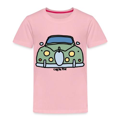 voiture mythique anglaise - T-shirt Premium Enfant
