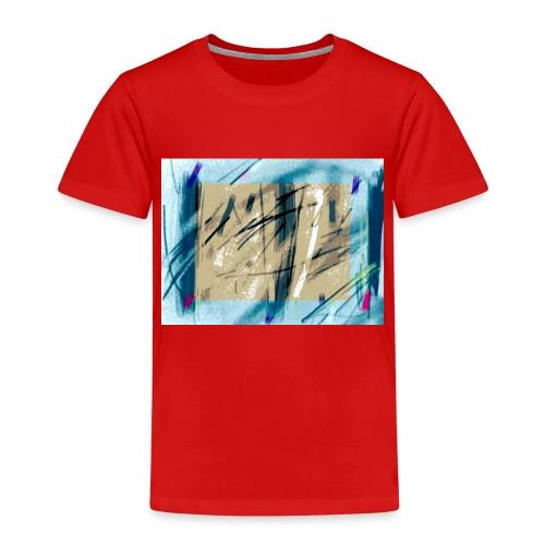 peinture - T-shirt Premium Enfant