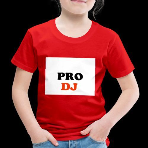 PRO DJ - T-shirt Premium Enfant