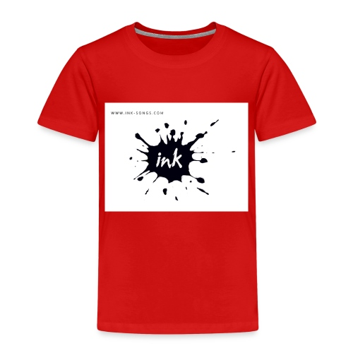 Ink Logo and website - Kids' Premium T-Shirt