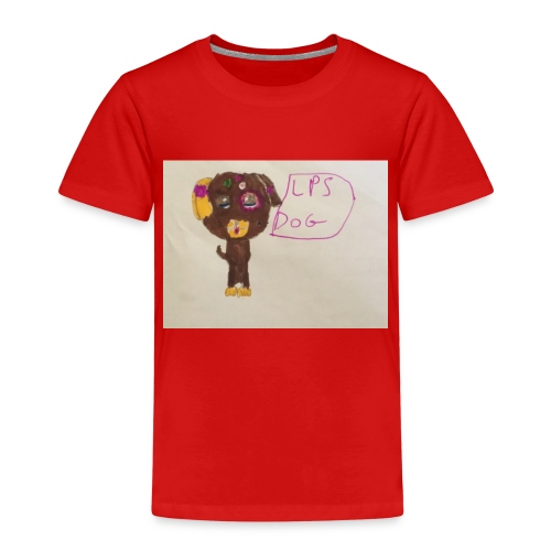 Little pets shop dog - Kids' Premium T-Shirt