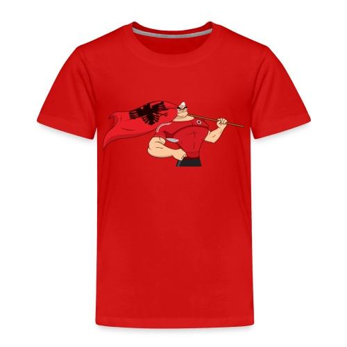 Sabit Bajraktari 1024x475 - Kinder Premium T-Shirt