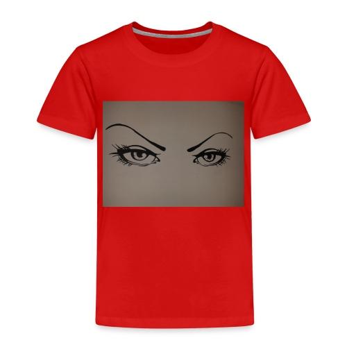 Augen - Kinder Premium T-Shirt