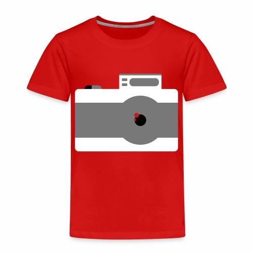 Kamera - Kinder Premium T-Shirt