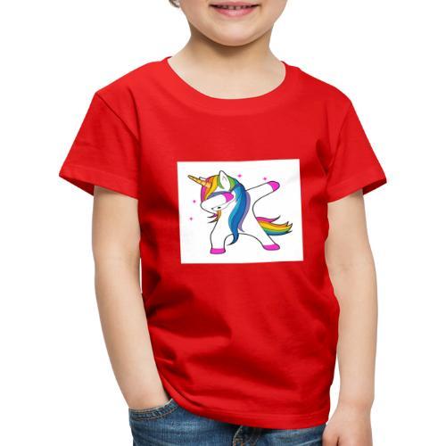 Einhorn 3 - Kinder Premium T-Shirt