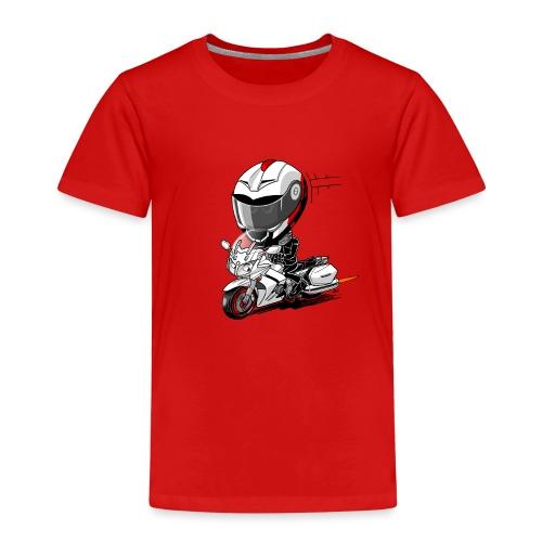 FJR wit - Kinderen Premium T-shirt