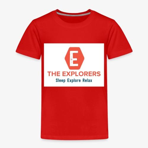 logo white background - Kids' Premium T-Shirt
