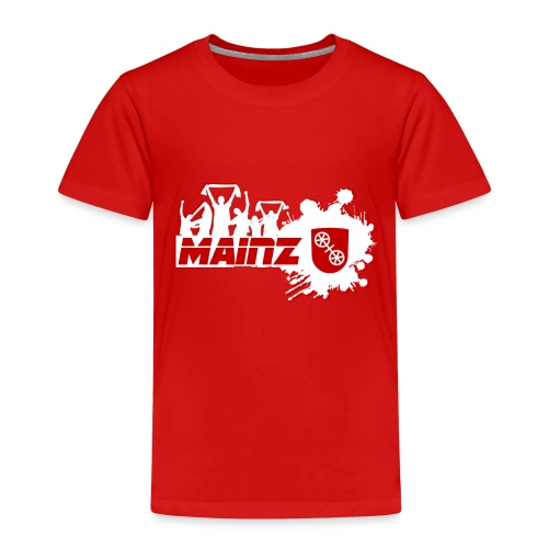 Mainz Fußball Fan - Kinder Premium T-Shirt