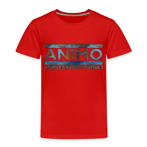 rustb png - Kinderen Premium T-shirt