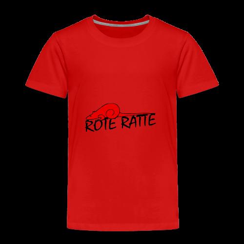 Rote_Ratte - Kinder Premium T-Shirt