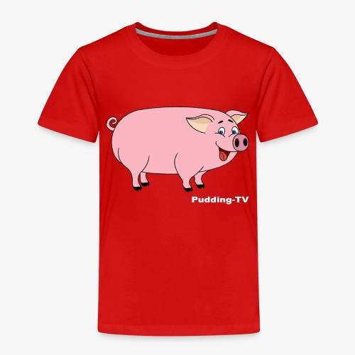 Gris - Premium T-skjorte for barn