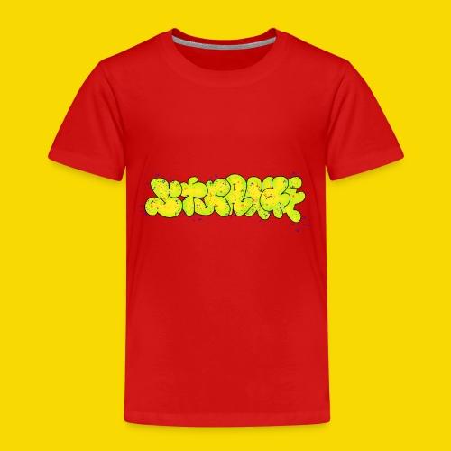 Strange Graffiti - Koszulka dziecięca Premium