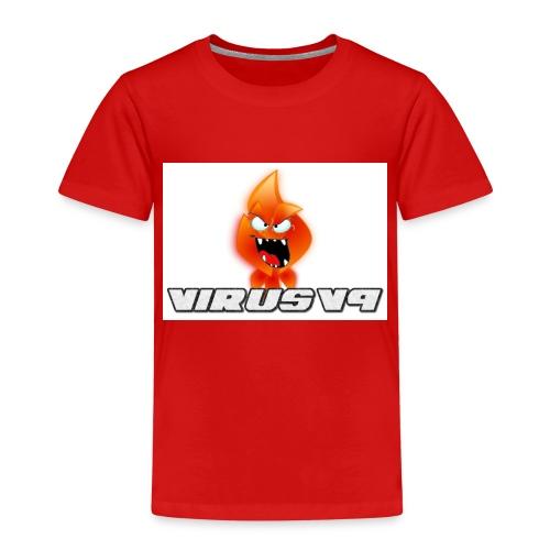 Virusv9 Weiss - Kinder Premium T-Shirt
