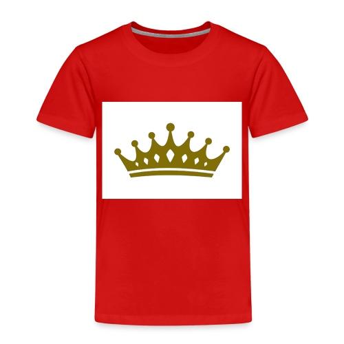 Kongen - Premium T-skjorte for barn