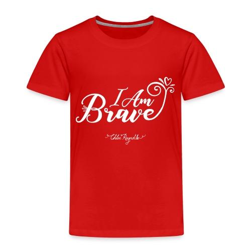 I Am Brave - Kids' Premium T-Shirt