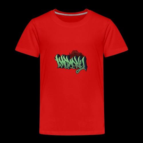 Harmony Print - Kinder Premium T-Shirt
