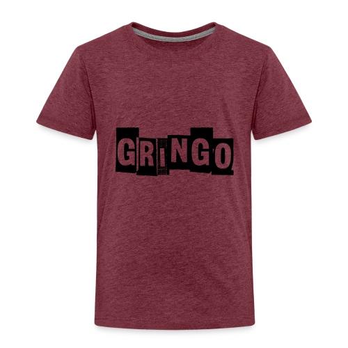 Cartel Gangster pablo gringo mexico tshirt - Kids' Premium T-Shirt