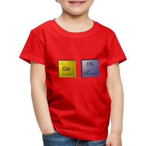 GEEK IV - T-shirt Premium Enfant
