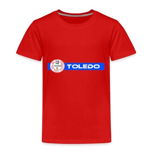 TOLEDO 3 CULTURAS trans png - Camiseta premium niño