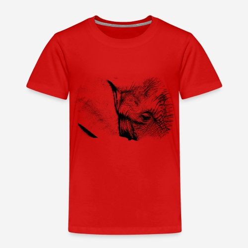 Elephant #001 - Kids' Premium T-Shirt