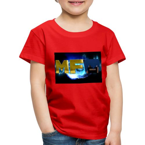 MFO Dupstep Gold Edition - Kinder Premium T-Shirt