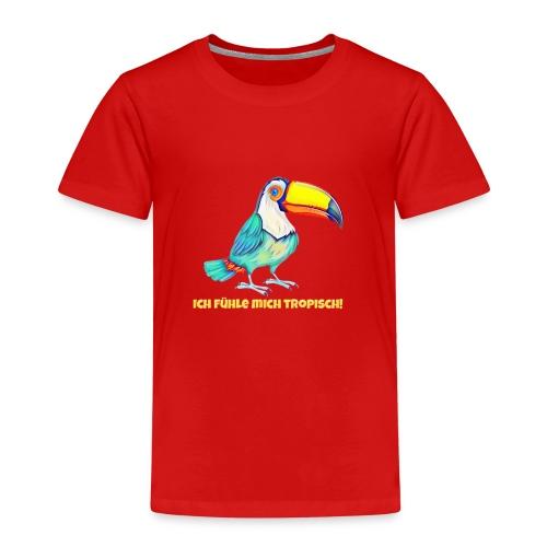 Tropisch - Kinder Premium T-Shirt