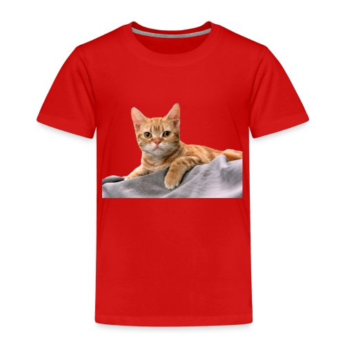 Cuddly Cute Kitty Cat - Kids' Premium T-Shirt