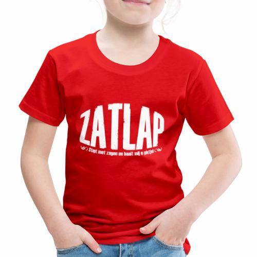 Zatlap1a - Kinderen Premium T-shirt