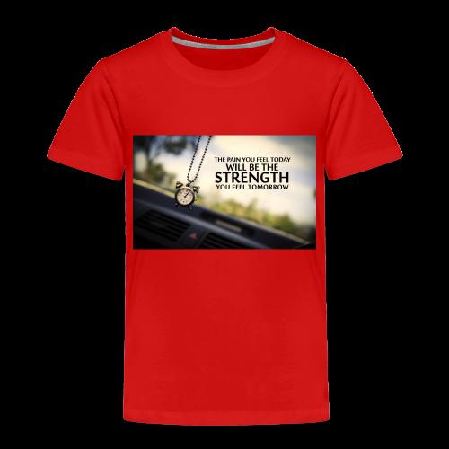 Amazing Inspirational Quote - Premium-T-shirt barn