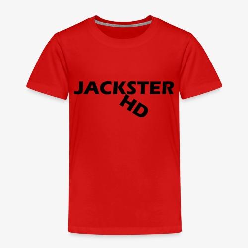 jacksterHD shirt design - Kids' Premium T-Shirt