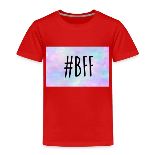 BFF BIRTHDAY JIYA - Kids' Premium T-Shirt