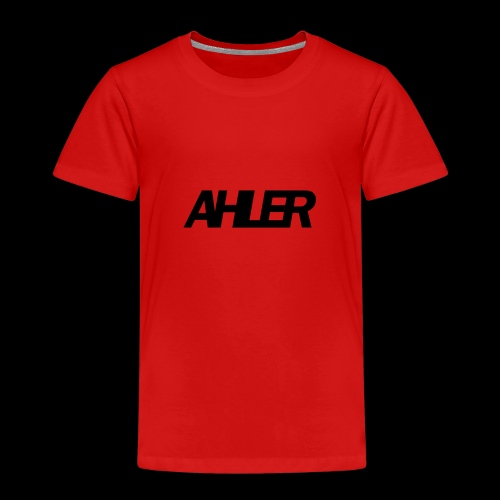 Ahler - Børne premium T-shirt