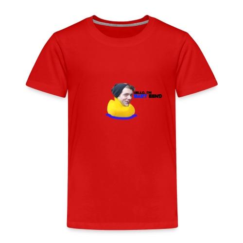 Hello I'm Bart Duck - Kids' Premium T-Shirt