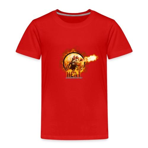 Heat 2019 - Premium T-skjorte for barn