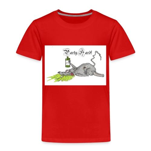 PartyHard - Kinder Premium T-Shirt