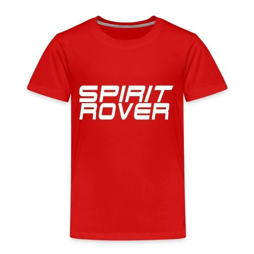 SpiritRover Title White - Kinder Premium T-Shirt