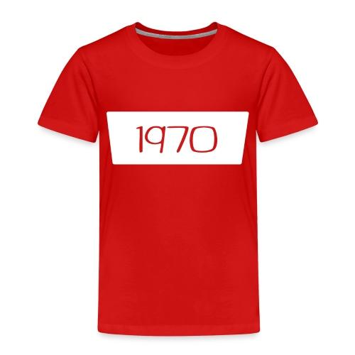 1970 - Kinderen Premium T-shirt