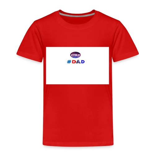 dad merch - Kids' Premium T-Shirt