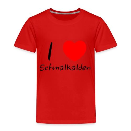 Ein Herz für Schmalkalden - Kinder Premium T-Shirt