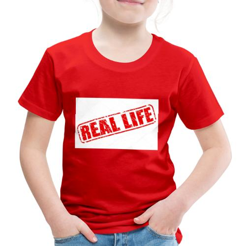 Reallife - Kinder Premium T-Shirt